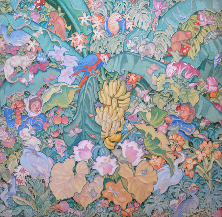 Brangwyn Panel Guided Tour February