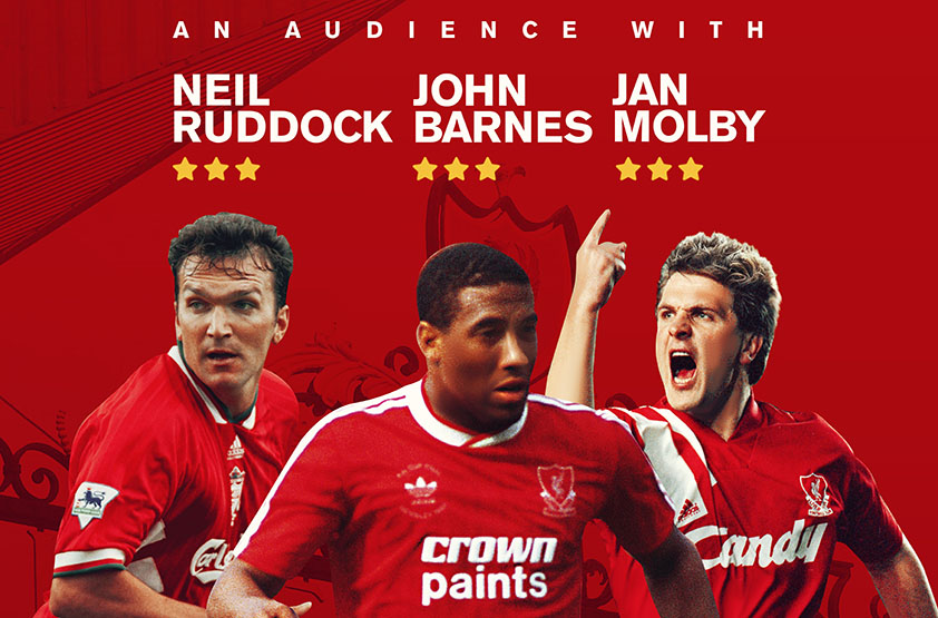 An Audience With Anfield Legends