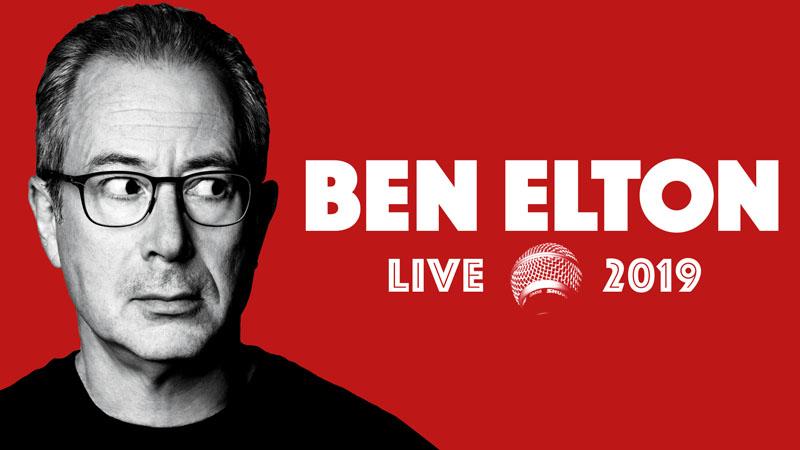 Ben Elton Live!
