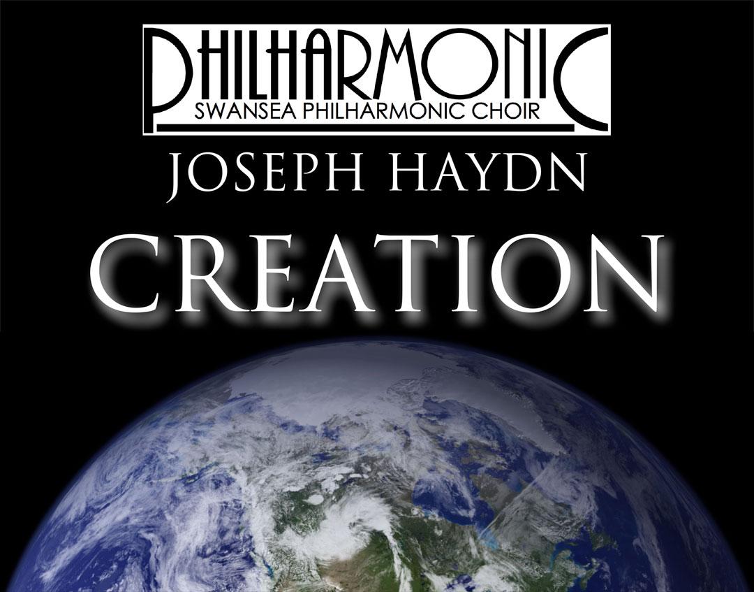 Swansea Philharmonic Choir - Creation