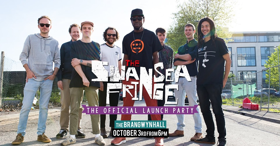 The Swansea Fringe 2019 | Official Launch Party