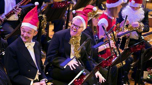 BBC NOW Christmas Celebrations