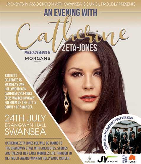 An Evening with Catherine Zeta-Jones