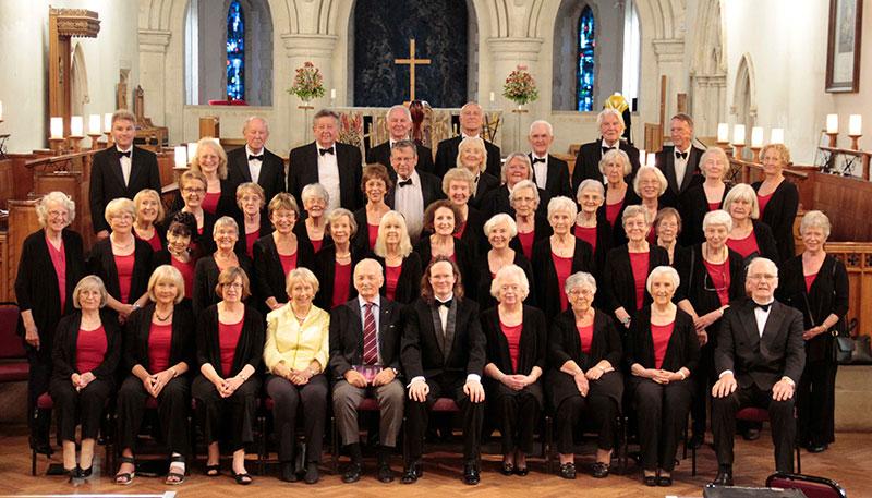 Handel's Messiah Gower Chorale
