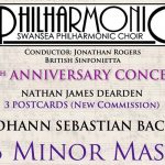 Swansea Philharmonic 60th Anniversary
