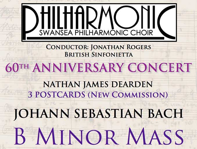 Swansea Philharmonic Choir 60th Anniversary Concert