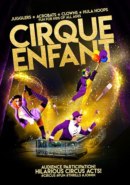 Cirque Enfant [CANCELLED]