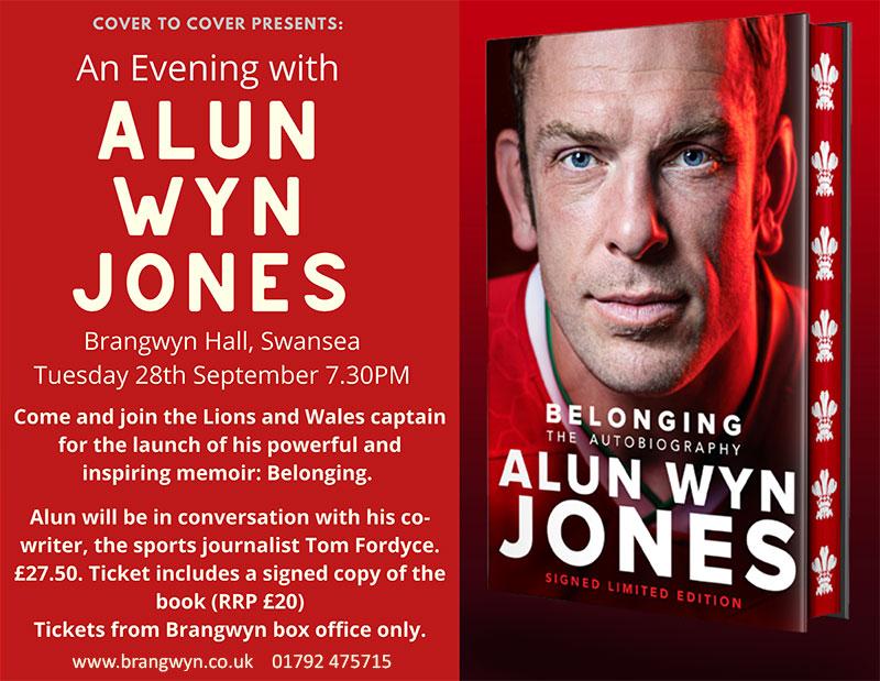 An Evening with Alun Wyn Jones